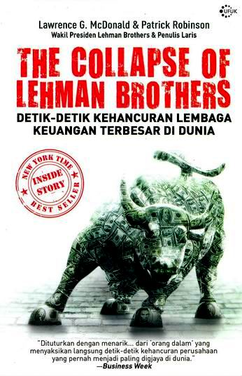 the collapse of lehman brothers Steve kroft talks to the bank examiner whose investigation reveals the how and why of the spectacular financial collapse of lehman brothers, the bankruptcy t.
