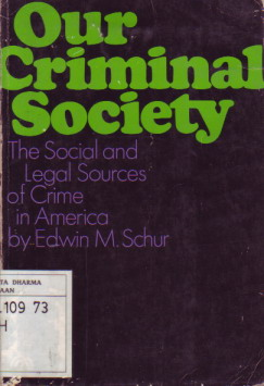 criminal in society