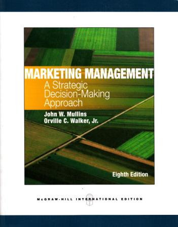 marketing strategy by walker mullins