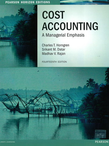 solution manual cost accounting managerial emphasis I have the following solutions manual to get the solution manual you want, just contact me my email address is hotso@hotmailcom, hotsolution(at) hotmailcom, please replace (at) to @ , just send email to me.