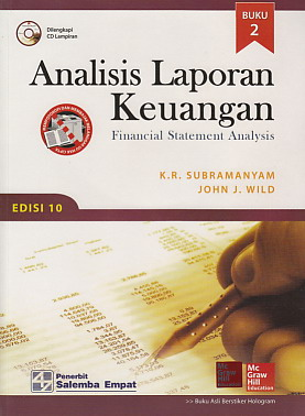 Analisis Laporan Keuangan Edisi 10 Buku 2 Financial Statement Analysis 10th Edition Book 2 Perpustakaan Universitas Sanata Dharma