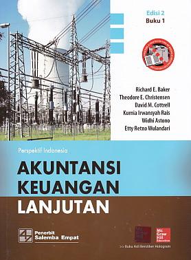 Akuntansi Keuangan Lanjutan Perspektif Indonesia Edisi 2 Buku 1 Perpustakaan Universitas Sanata Dharma